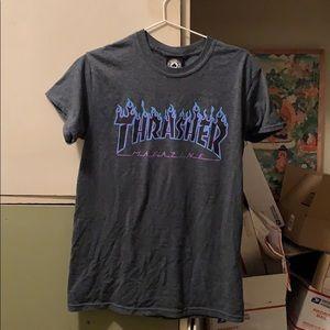 Thrasher t-shirt (grey)
